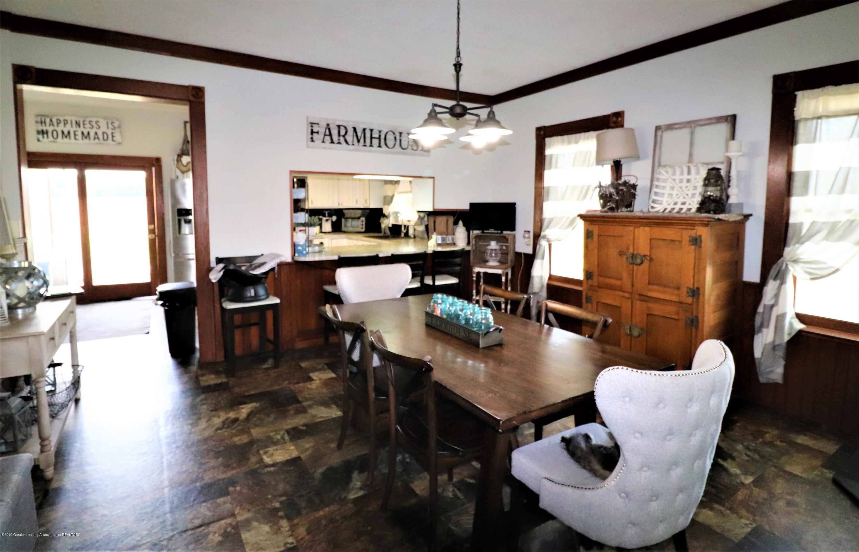 11452 W Vermontville Hwy - 8 Dining 2 Kitchen - 8