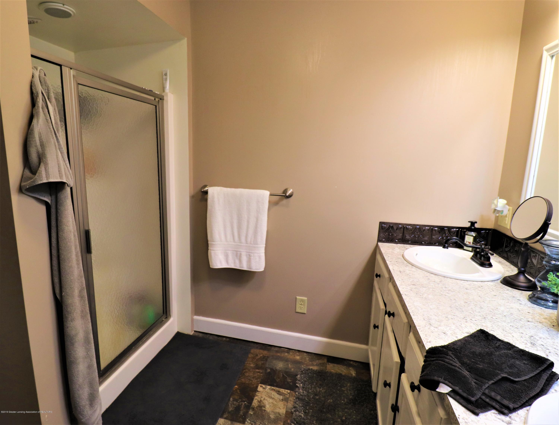 11452 W Vermontville Hwy - 15 Master Shower - 15
