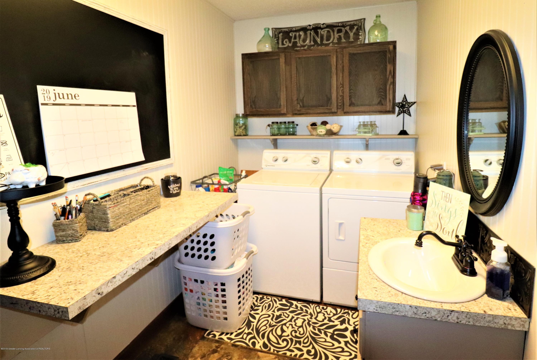 11452 W Vermontville Hwy - 16 Main floor Laundry - 16