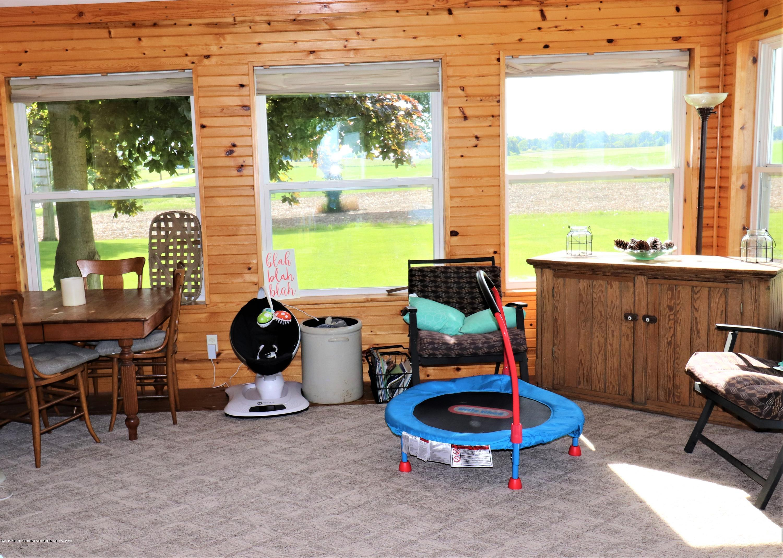 11452 W Vermontville Hwy - 18 Three Seasons Porch - 18