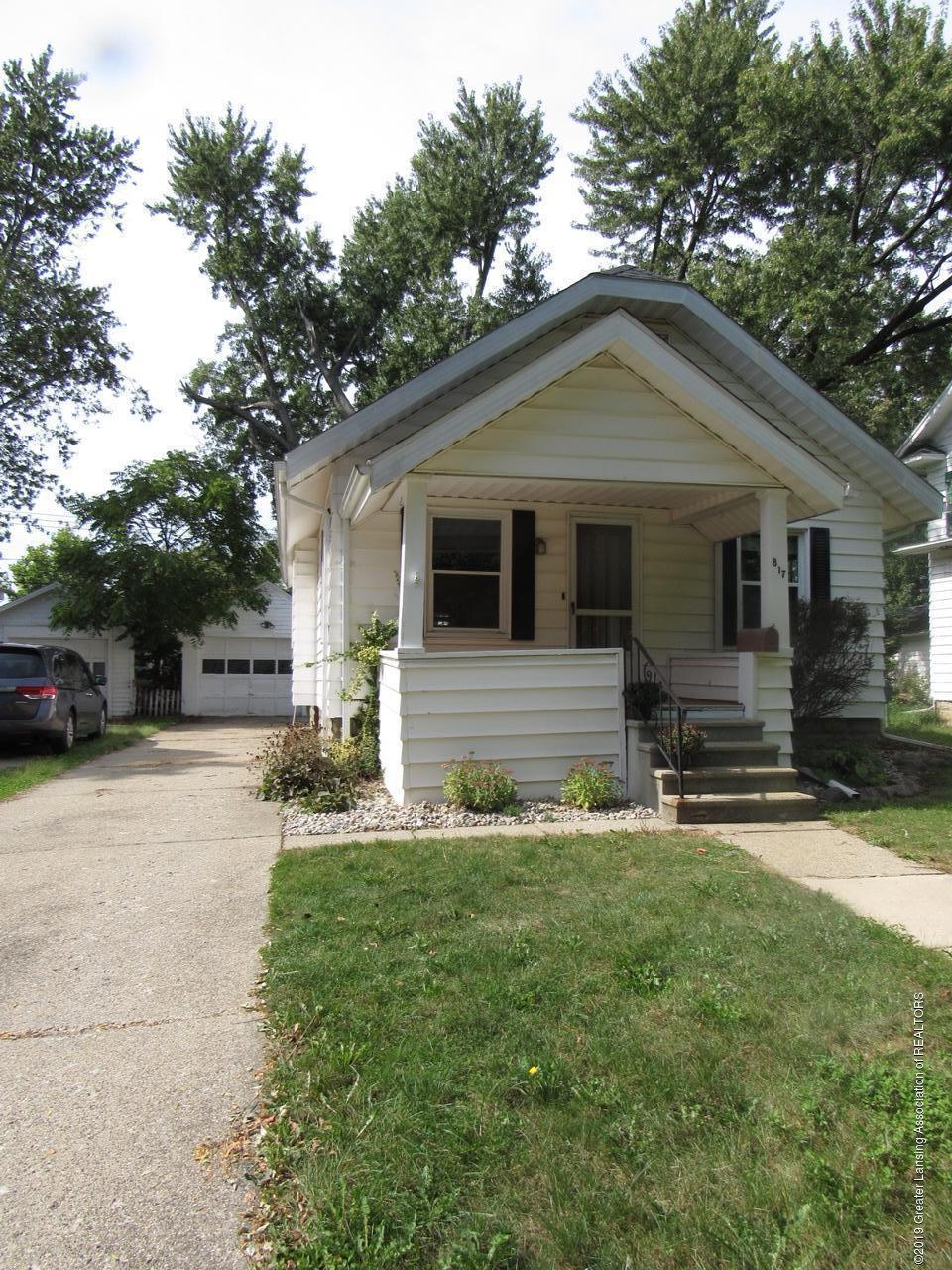 817 Durant St - Front - 1