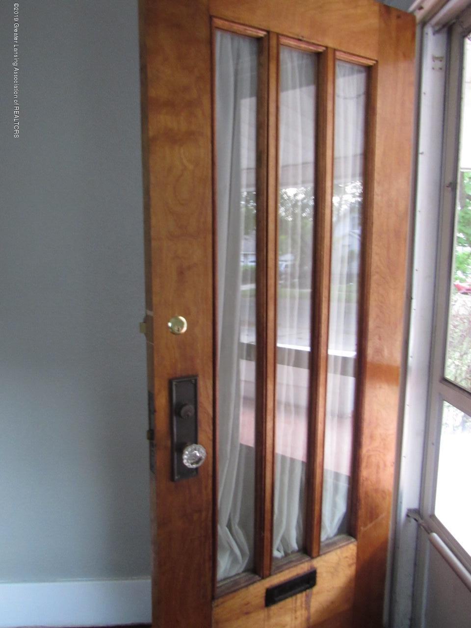817 Durant St - Front Door - 7
