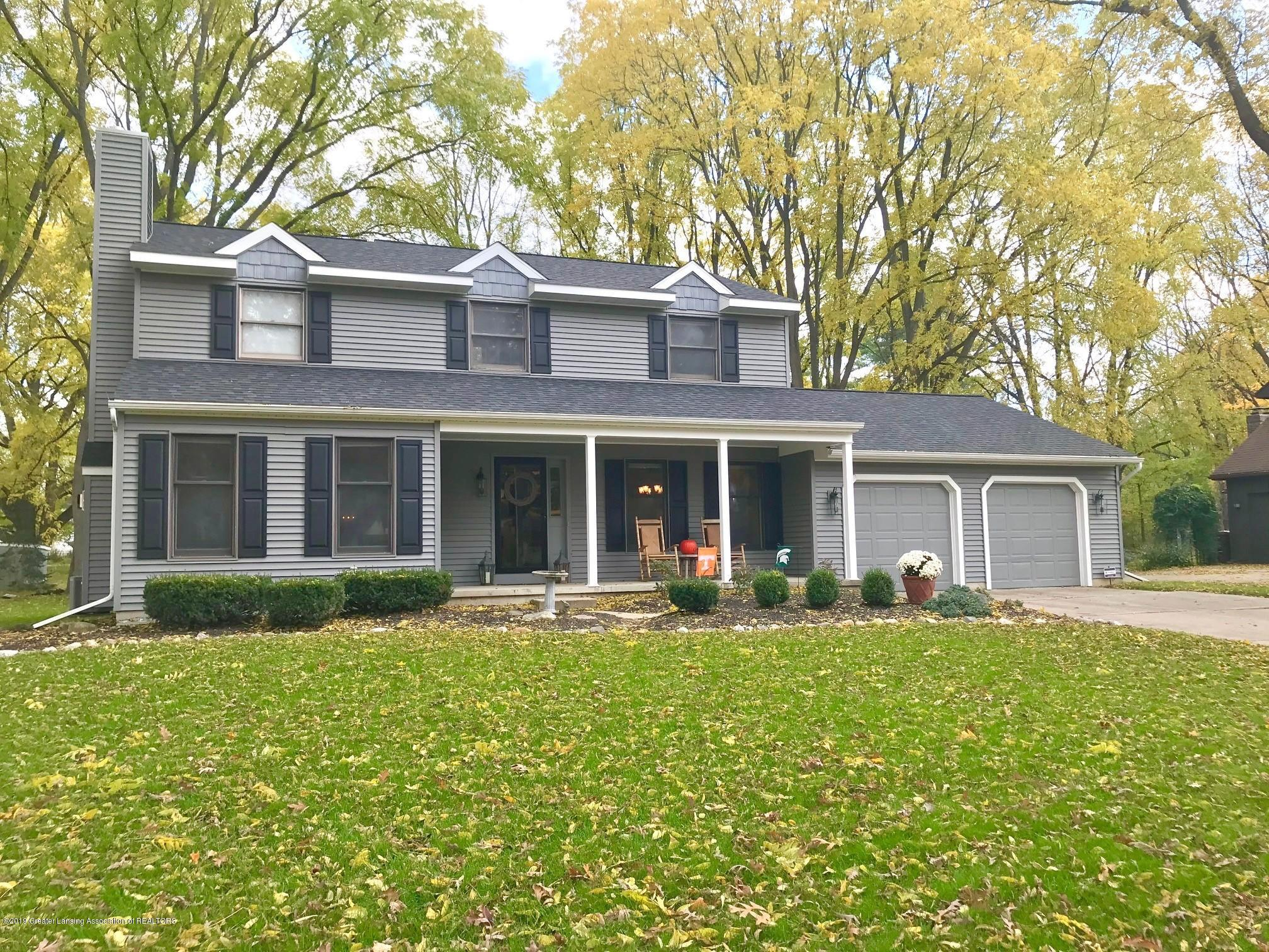 12822 Oneida Woods Trail - Exterior Front - 1