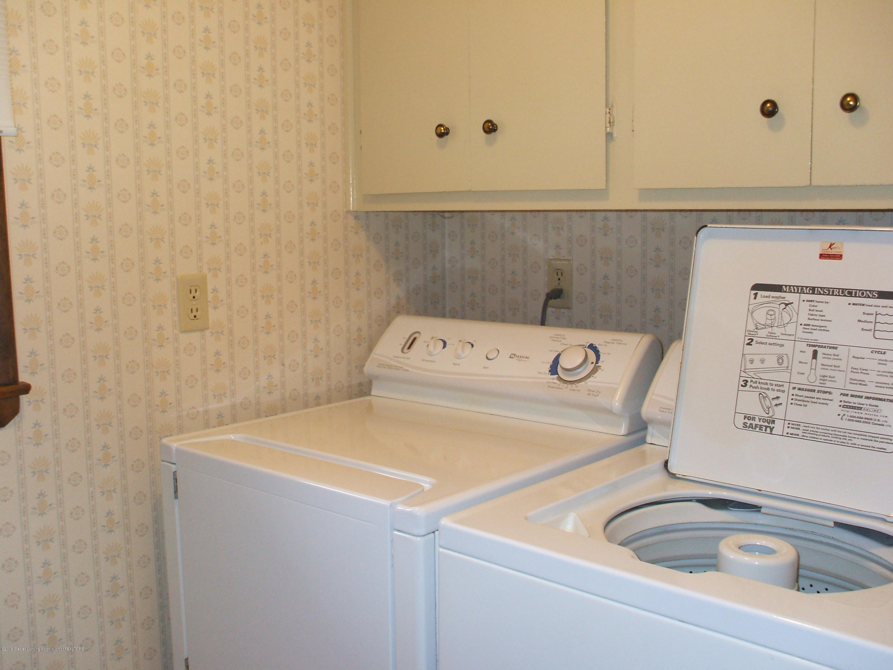 803 W McConnell St - Laundry - 12