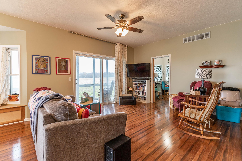 8740 N Scott Rd - Living Room - 8