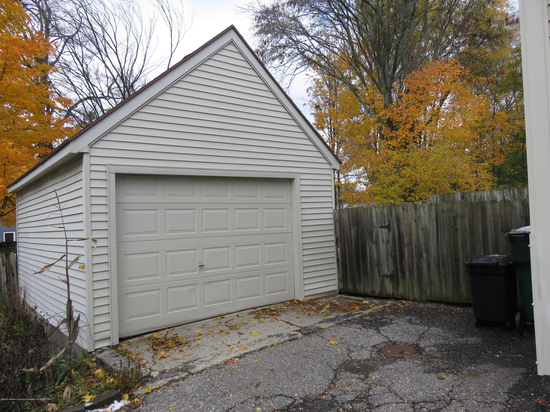 611 N Francis Ave - Garage - 26