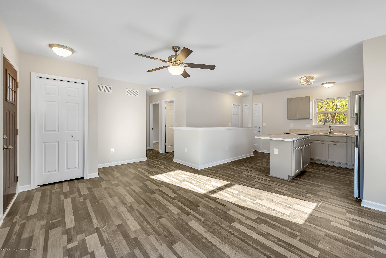 5945 Selfridge Blvd - living room/kitchen - 8