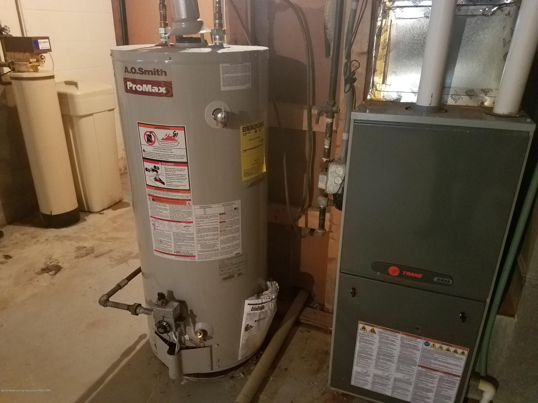 1013 E Walker St - Water Heater/Furnace - 19
