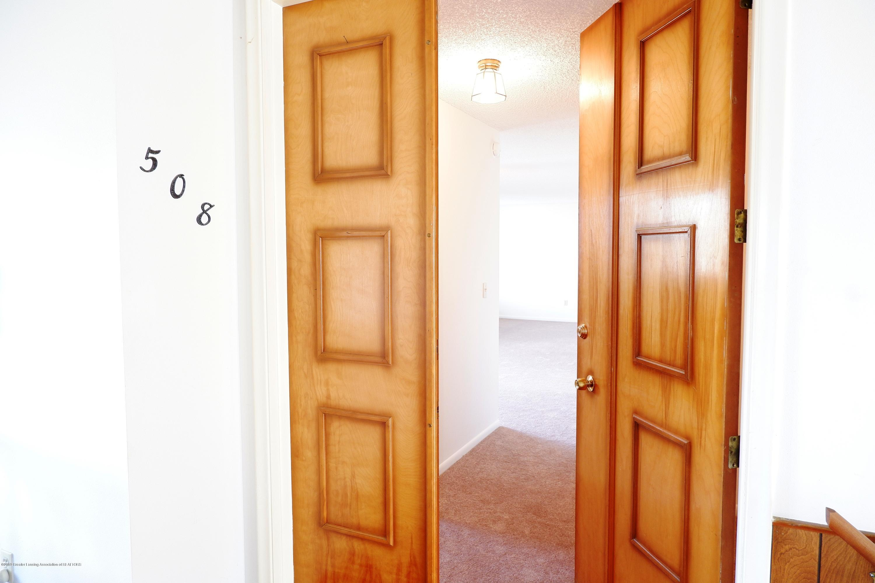 3333 Moores River Dr Apt 508 - Pretty wide entry door - 5