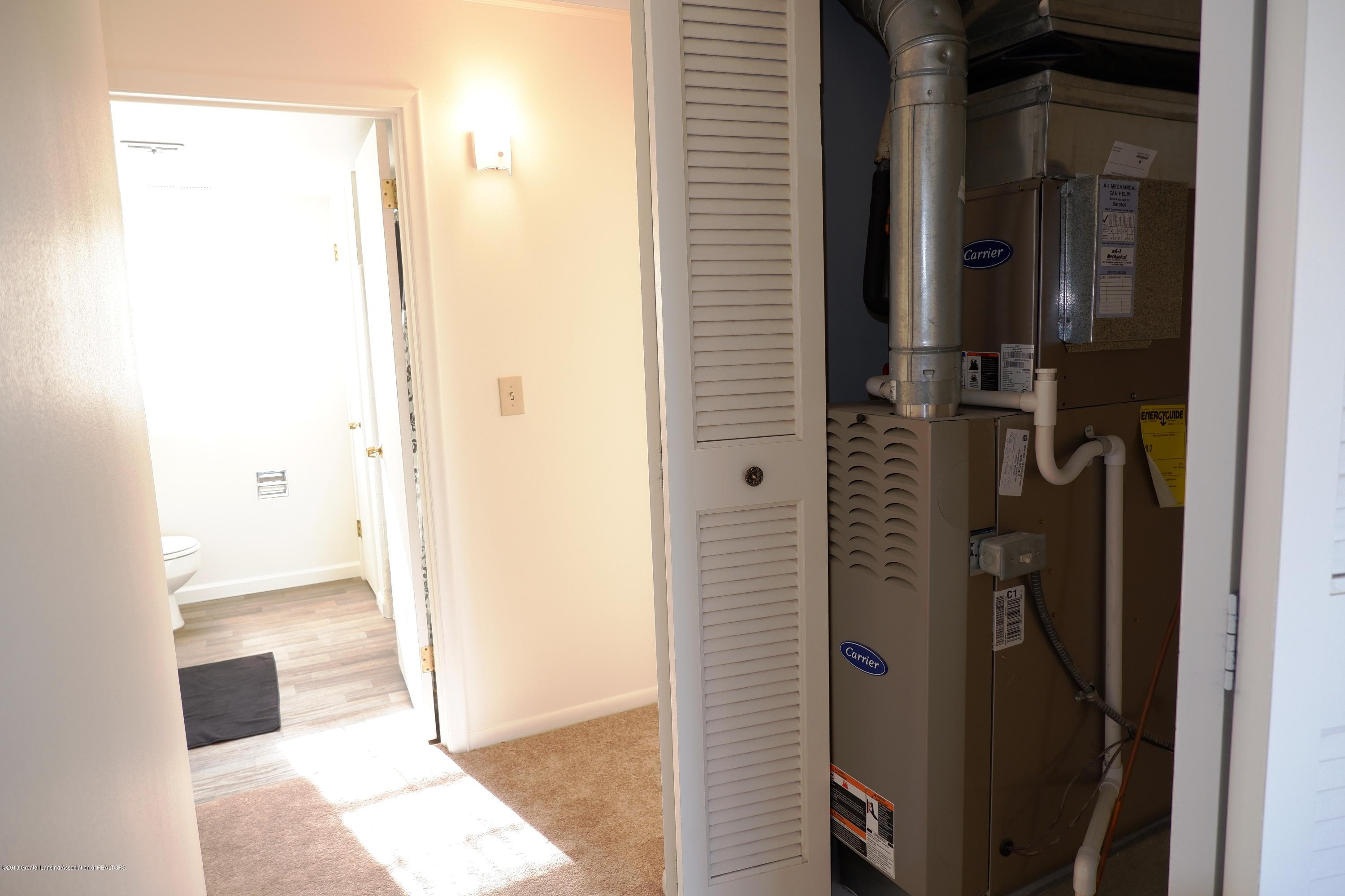 3333 Moores River Dr Apt 508 - Storage closet/furnace room - 23