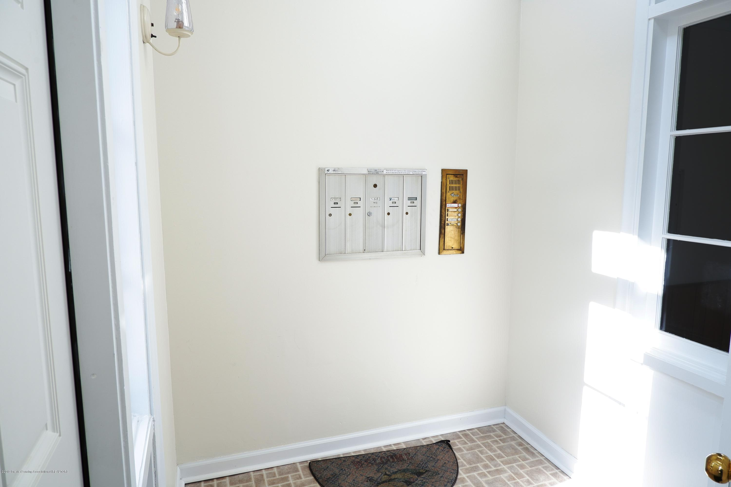 3333 Moores River Dr Apt 508 - Vestibule with mail slots - 2