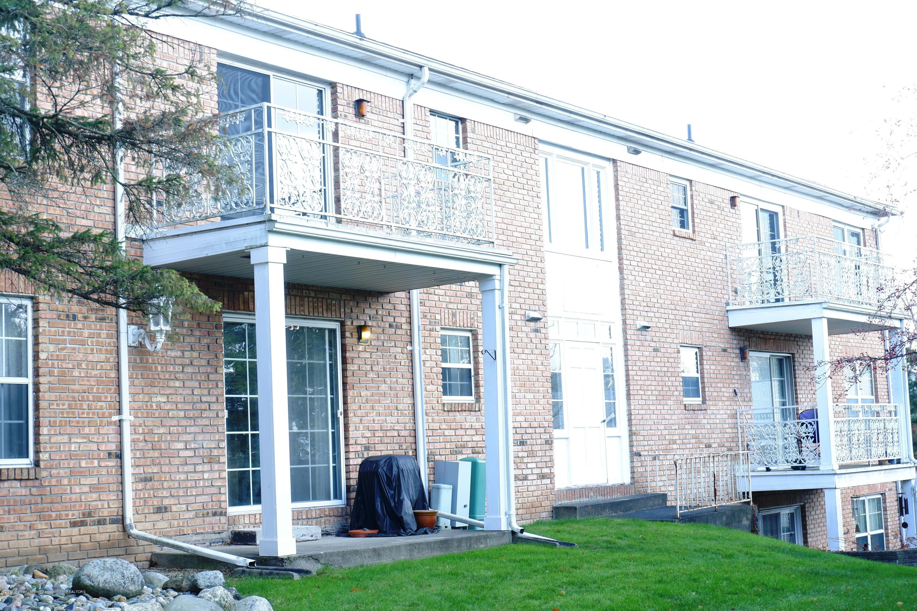 3333 Moores River Dr Apt 508 - Outside view-2nd floor - 24