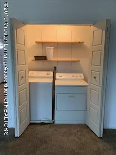 6172 Porter Ave - closet laundry - 9