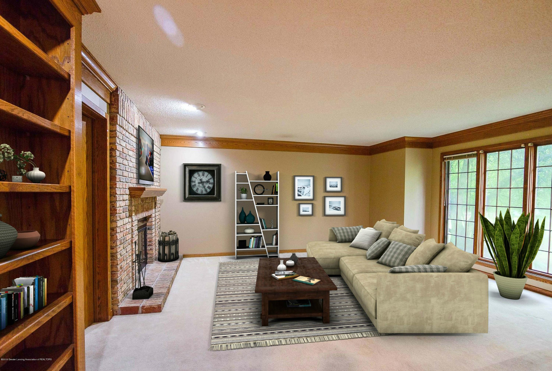 3911 Breckinridge Dr - Family Room VS - 2
