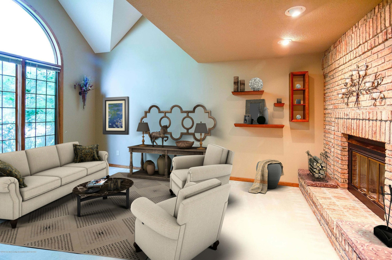3911 Breckinridge Dr - Formal Living Room VS - 7