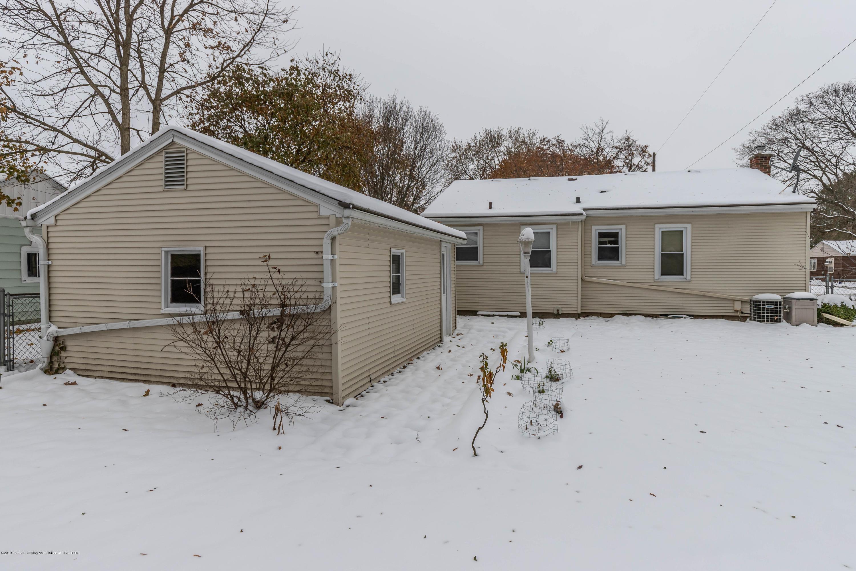 3911 Glenwood Ave - Backyard - 17
