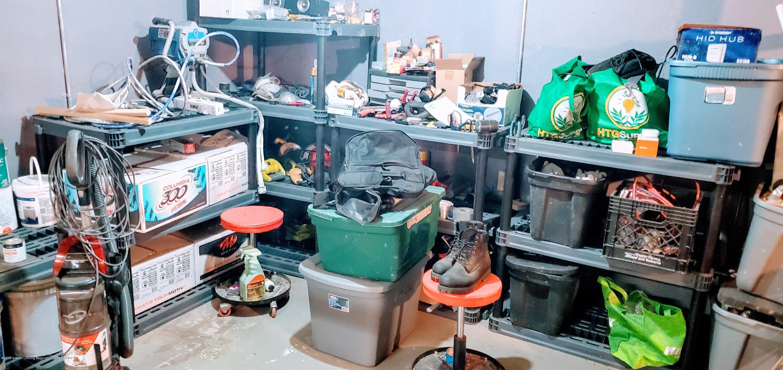 3924 Wedgewood Dr - Basement Workshop Area - 14