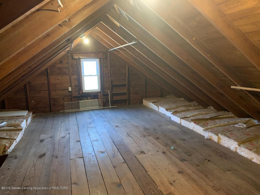 1526 Spencer St - Attic off bedroom 2 - 13