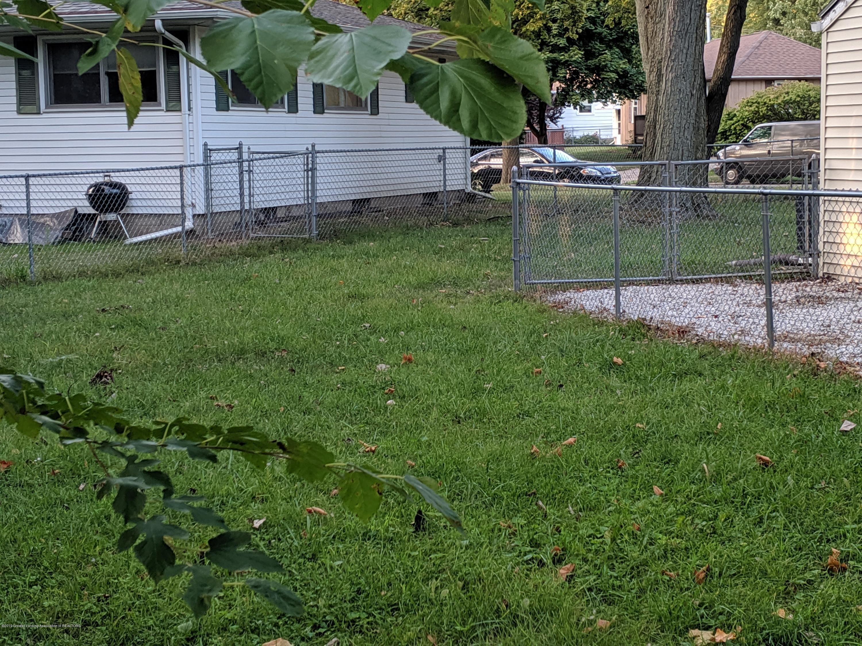 730 Hunter Blvd - Fenced Yard - 32