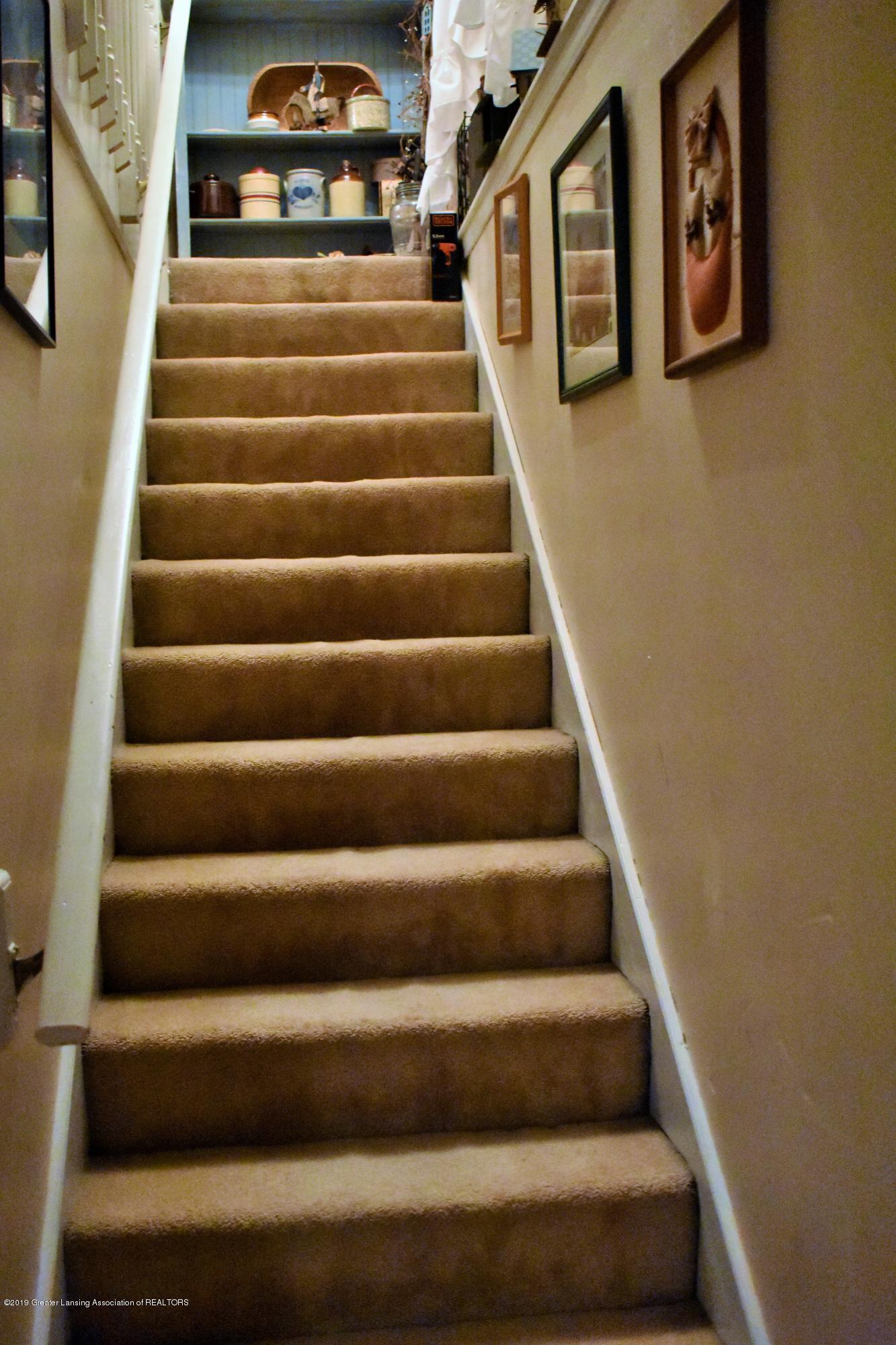4394 Keller Rd - 34.JPG 4394 Keller Rd. basement steps - 15