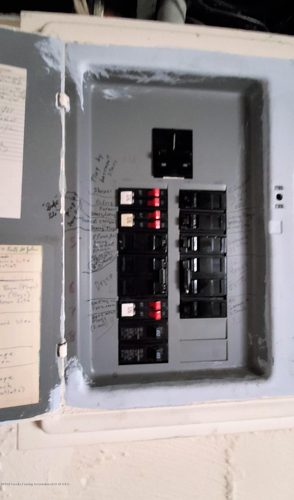 1325 Vine St - Mechanicals - Electric Panel - 18