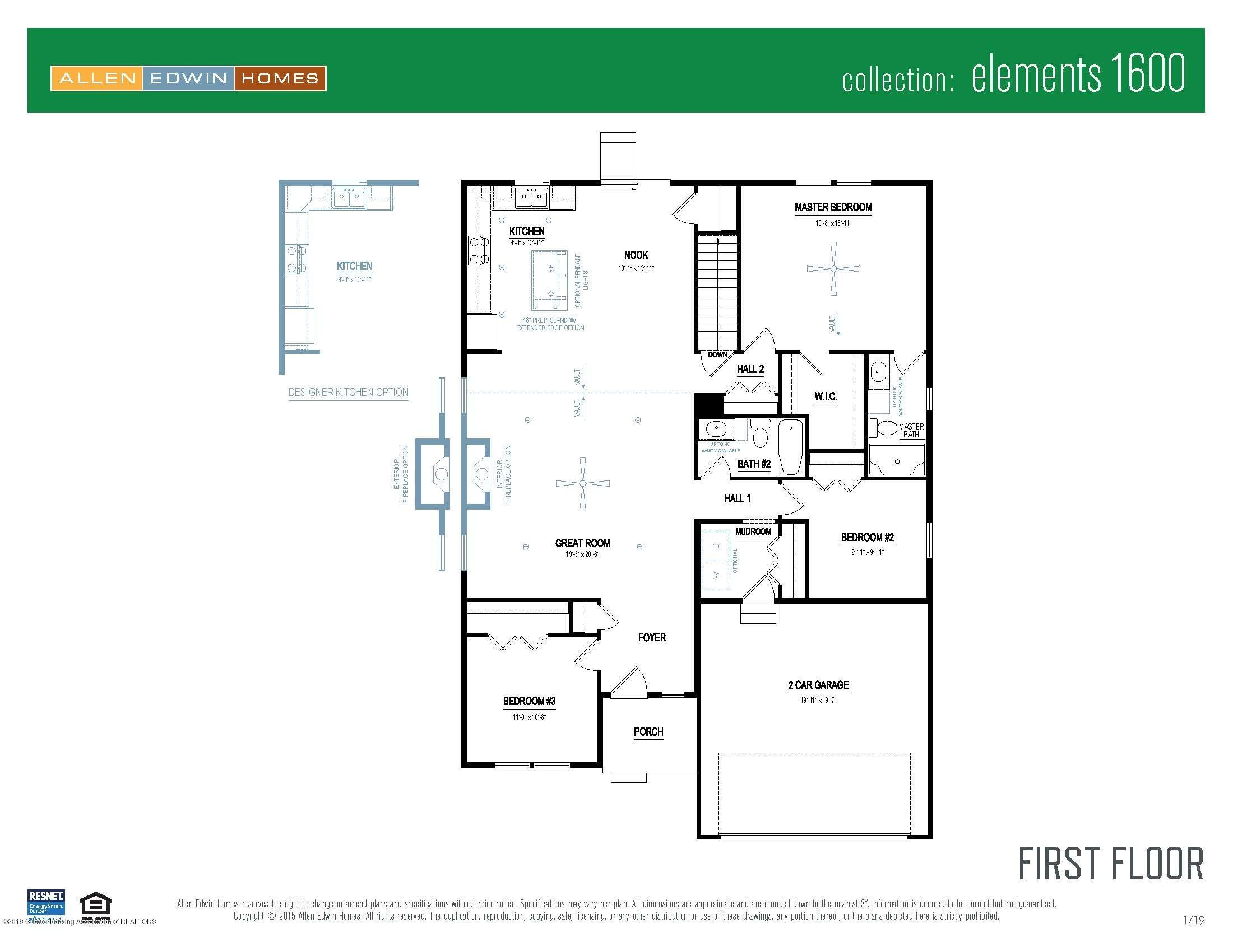 14171 Cordaleigh Dr - Elements 1600 V8.0a First Floor - 16