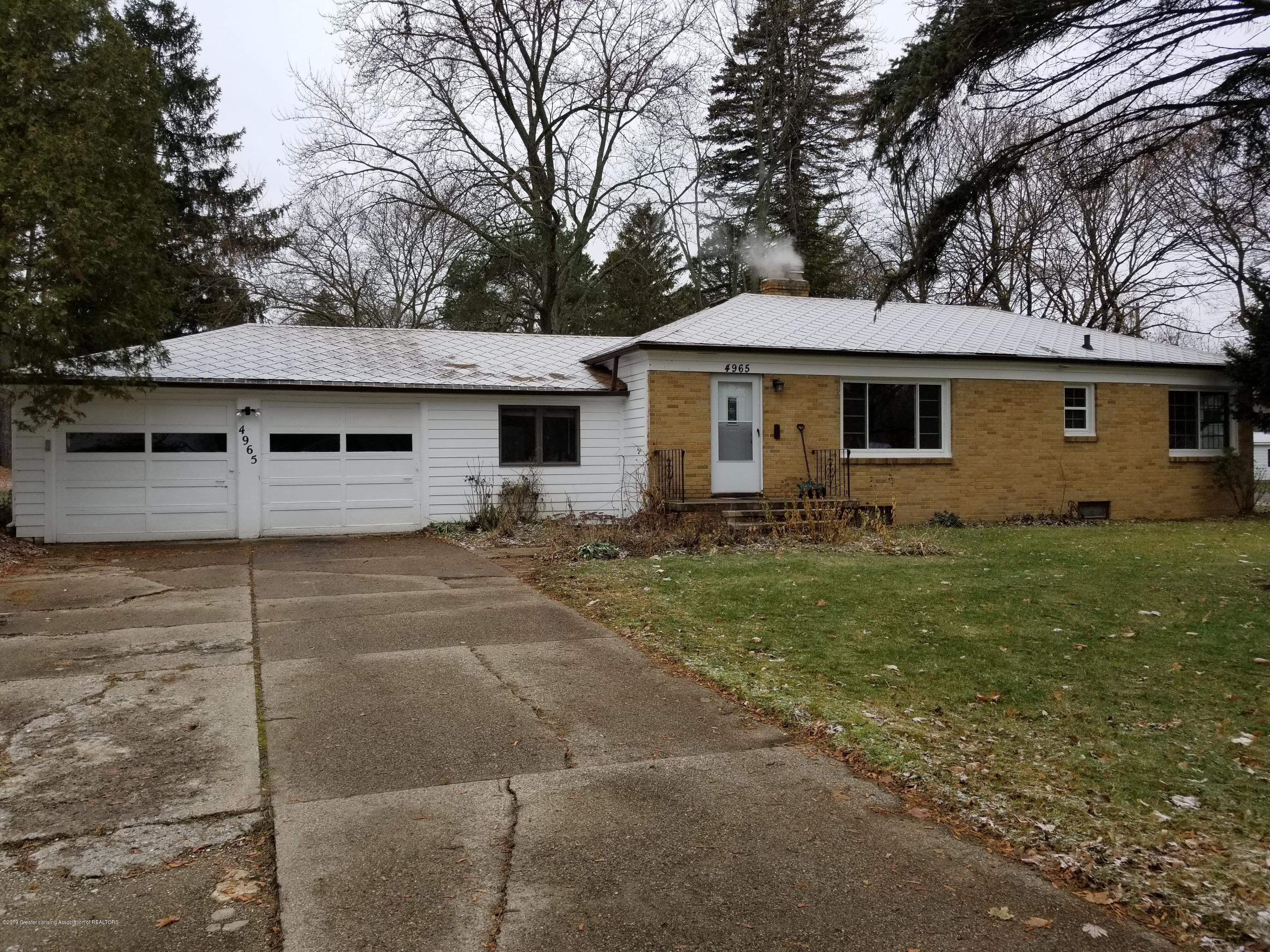 4965 Sioux Way - Front - 1