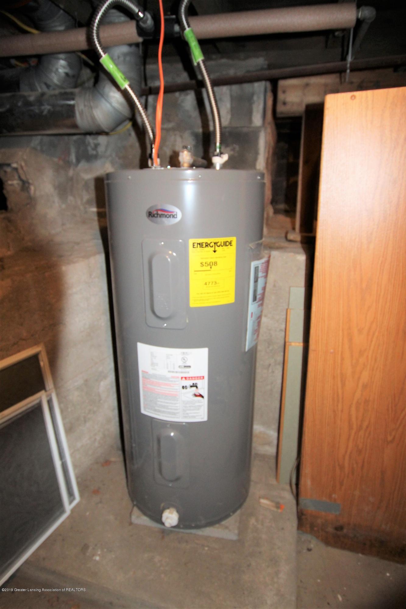 1423 Harrison St - Water Heater - 22