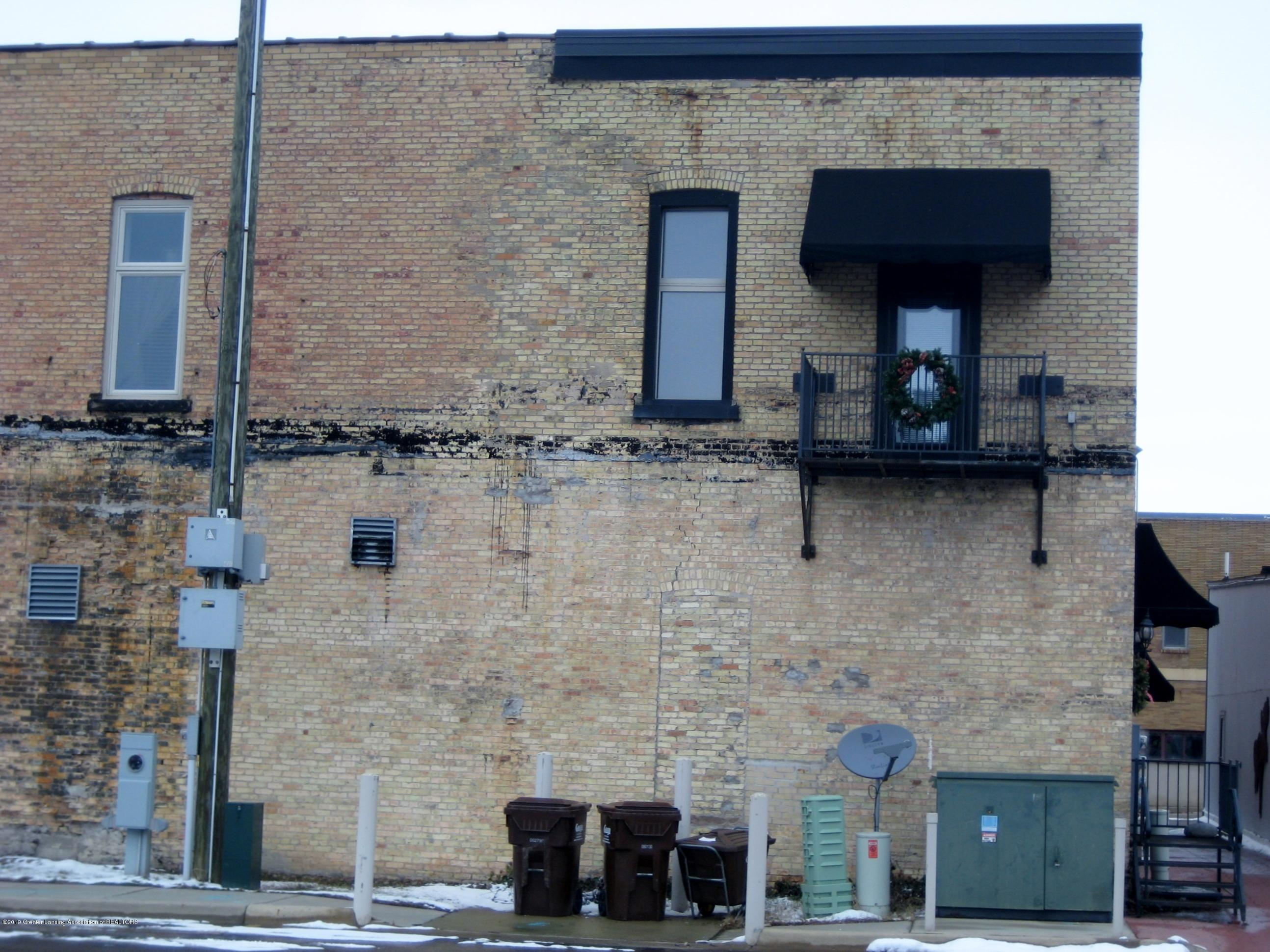 110 E Bridge St - Back of Building - 2