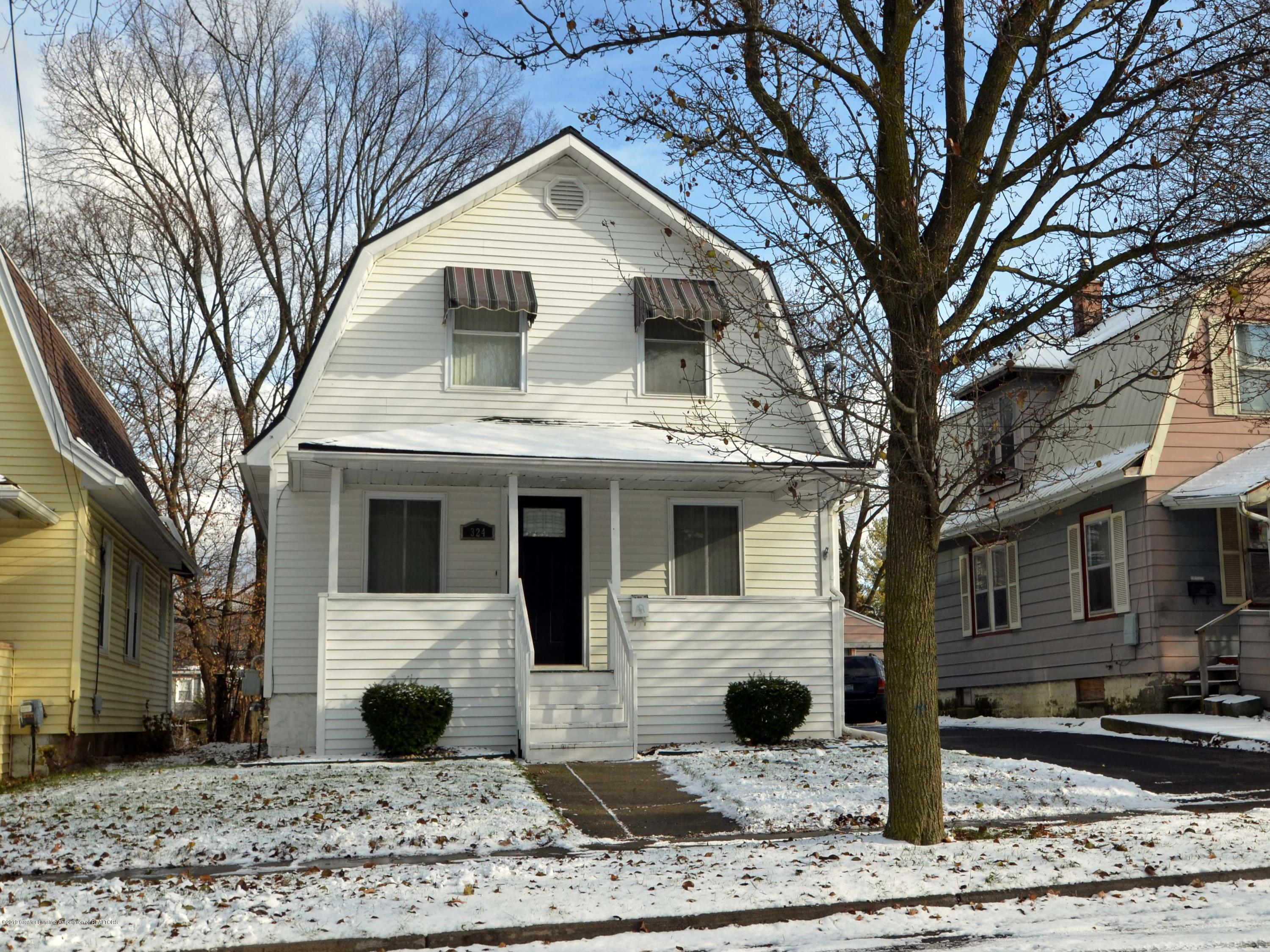 324 N Francis Ave - 1Front - 1