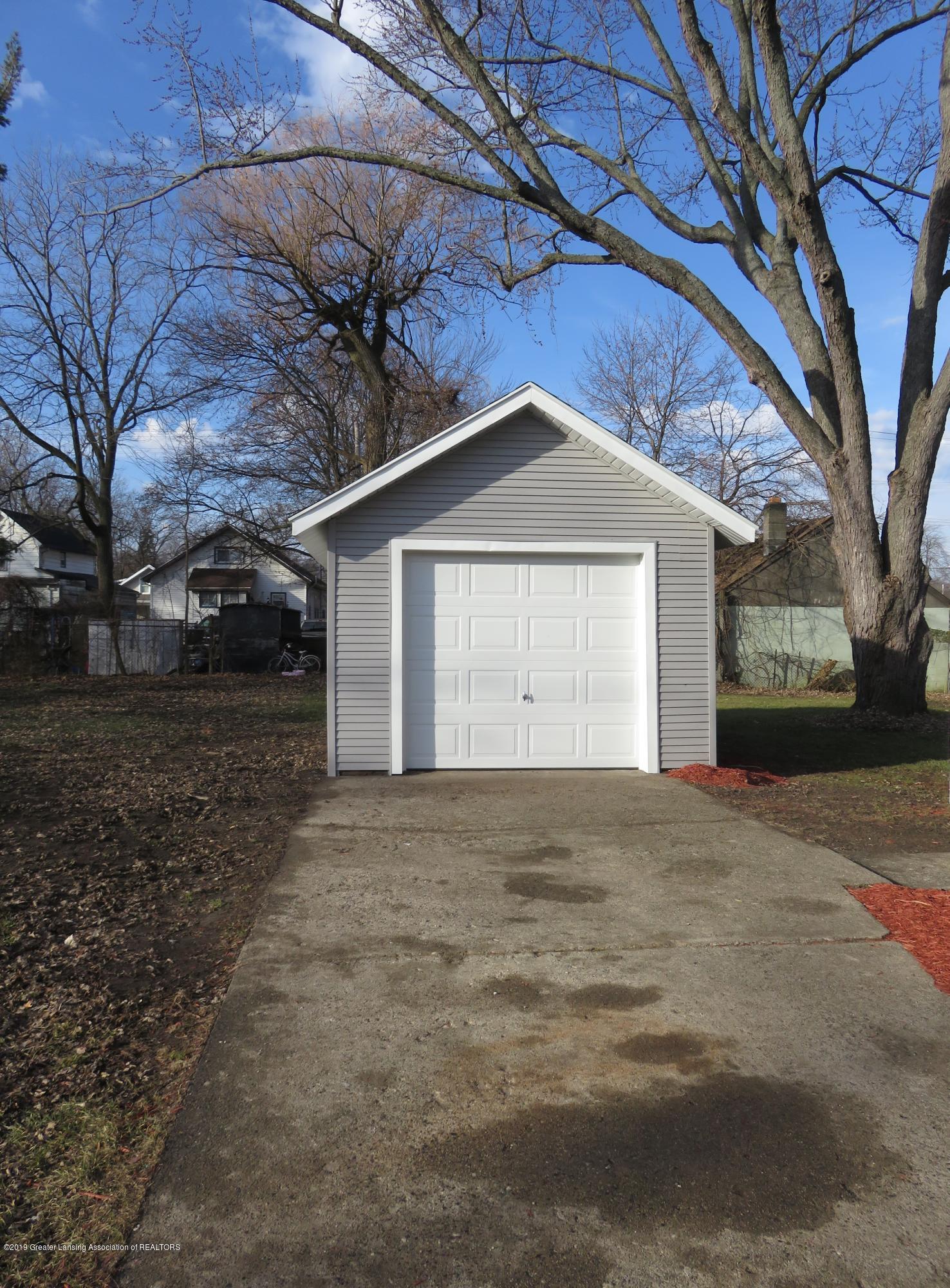 1201 Princeton Ave - Garage - 4