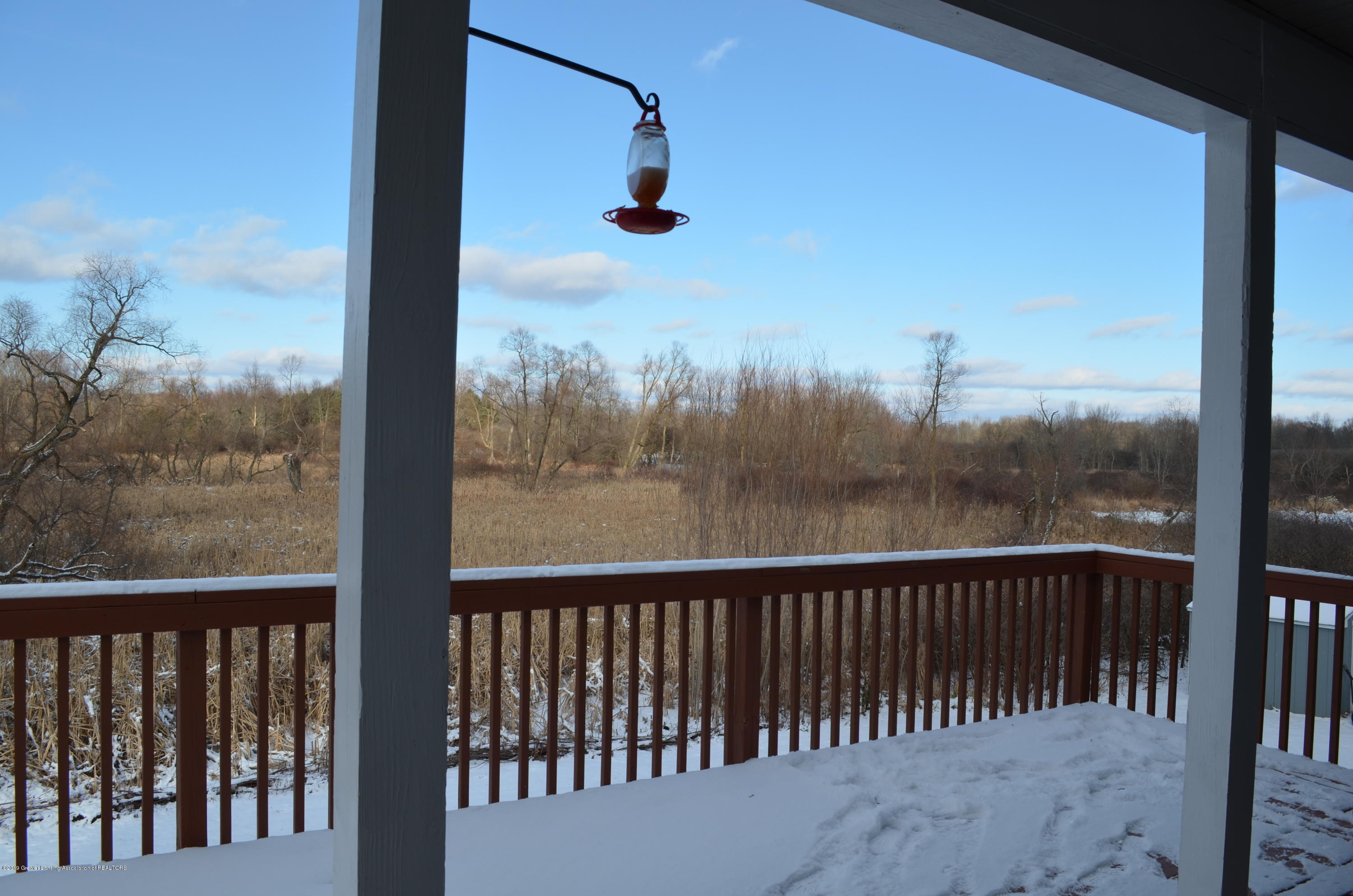 5822 Harper Rd - Deck View - 27
