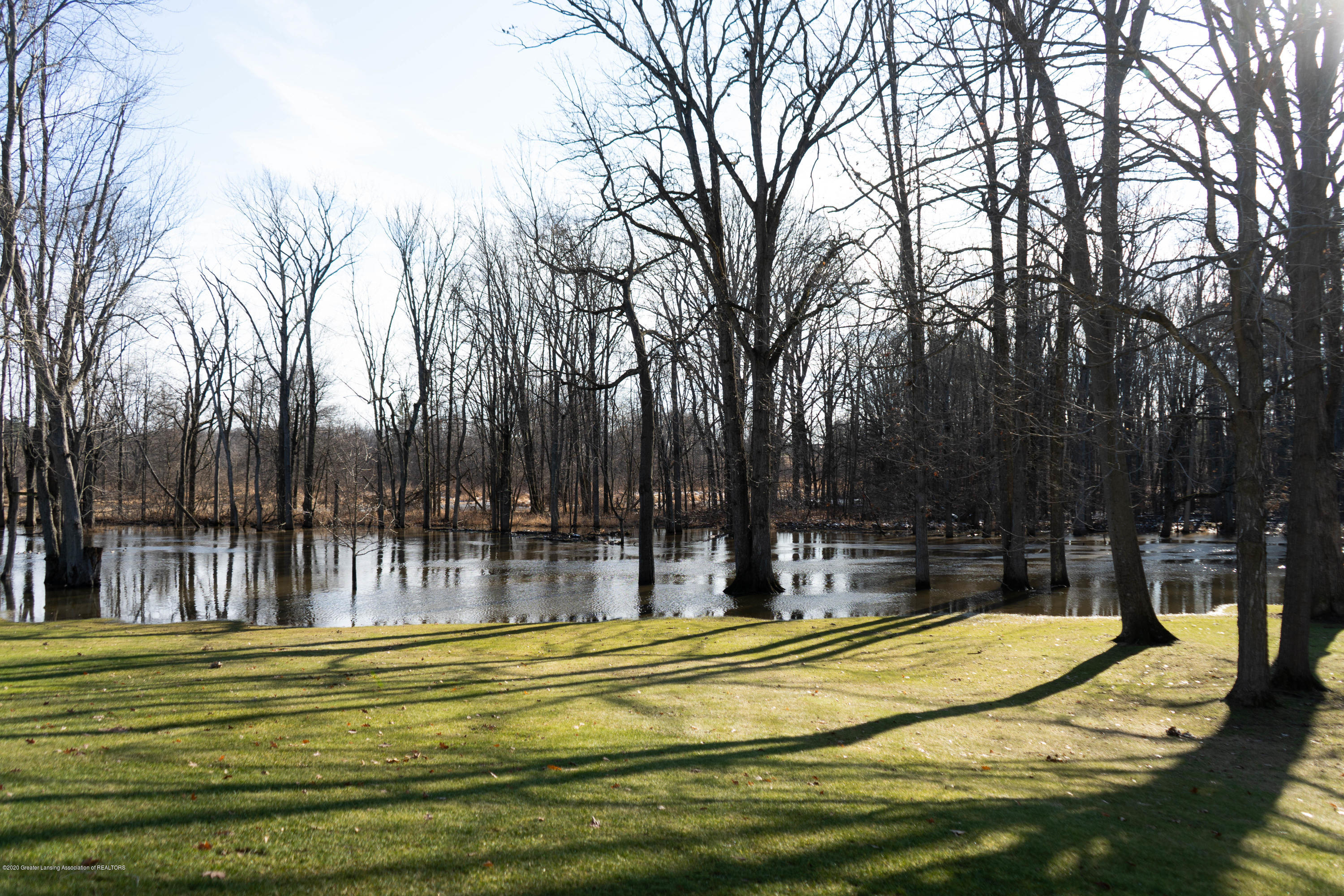 4171 Driftwood Dr - Back Yard- River View - 20