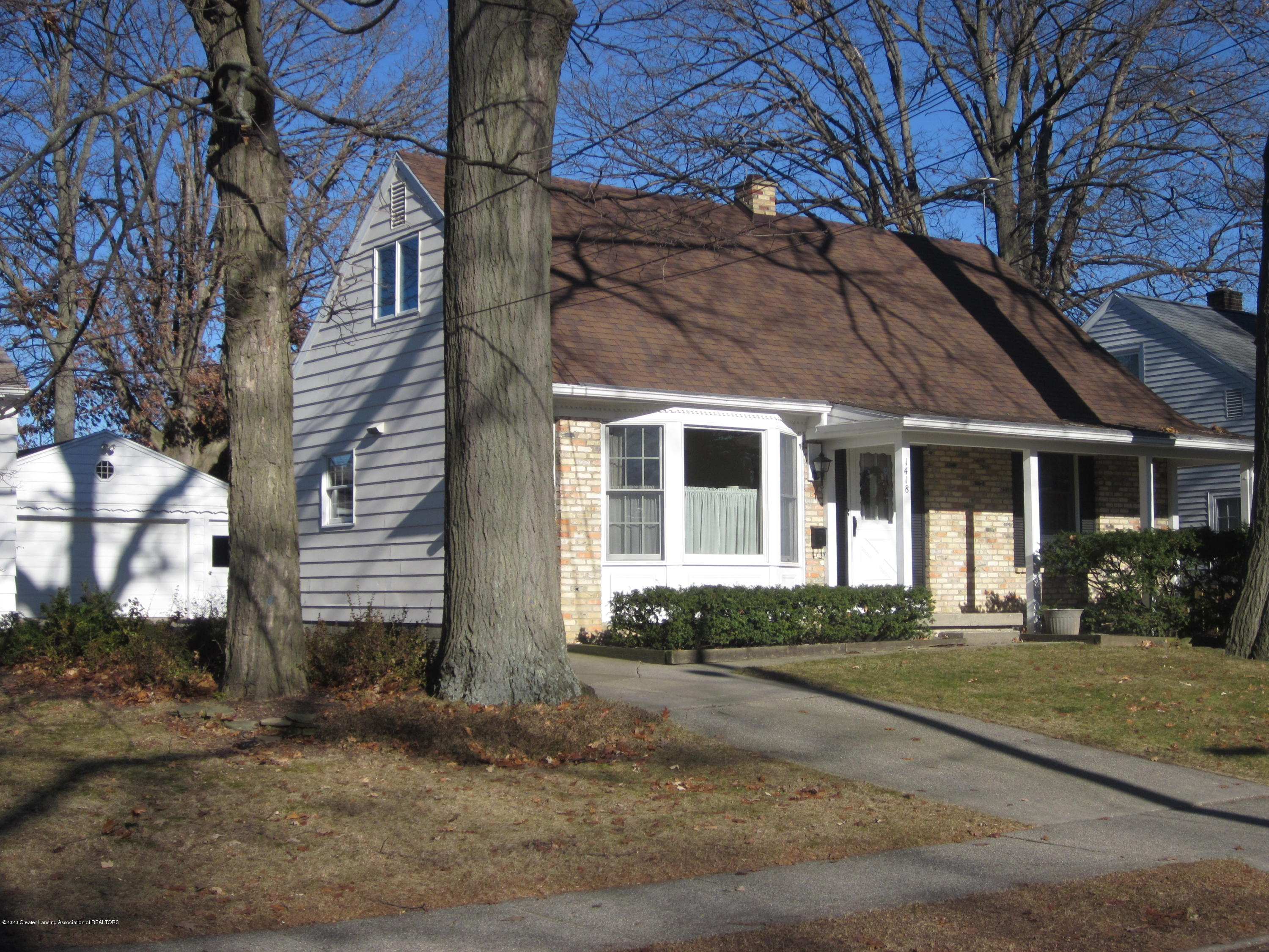 1418 Loraine Ave - Front - 1