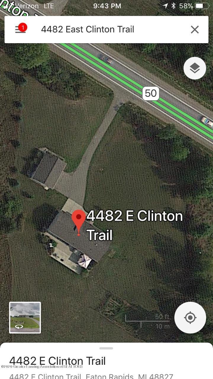4482 E Clinton Trail - Aerial View - 7