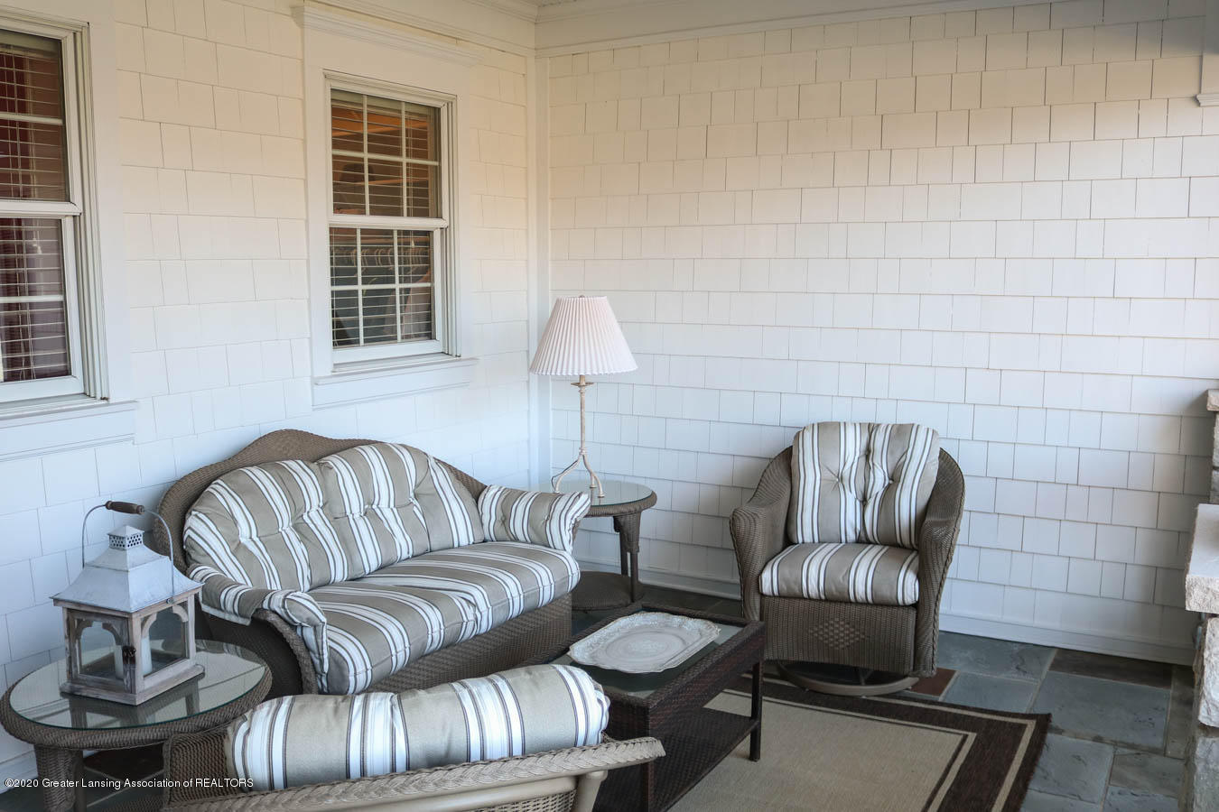 6090 Standish Ct - Front sitting porch - 5