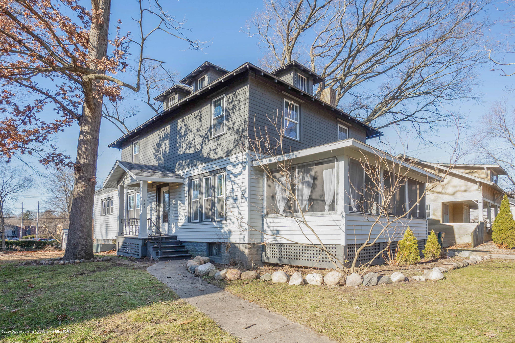 637 Grove St - Front - 1