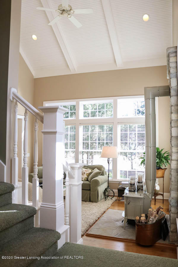 6090 Standish Ct - Back Stair - 28