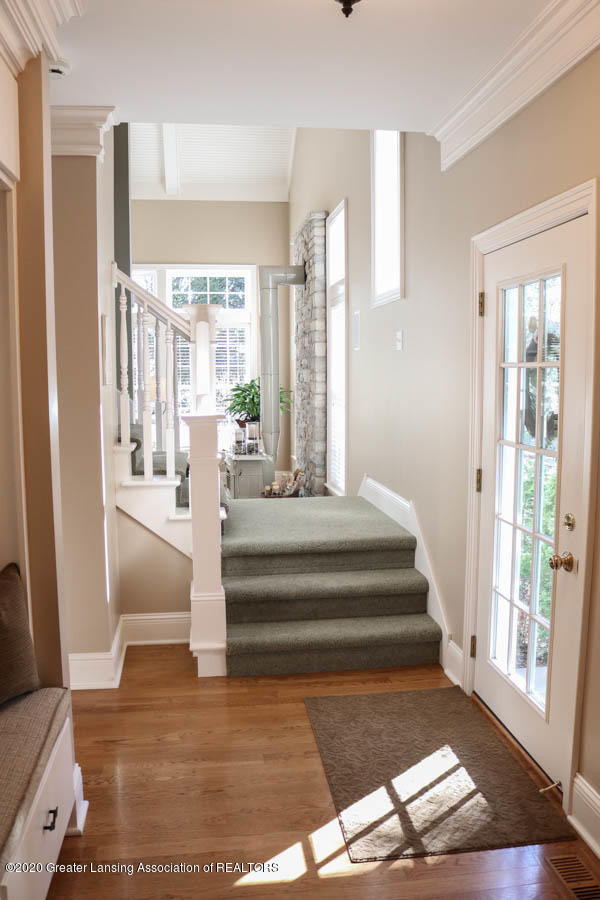 6090 Standish Ct - Back Stair - 30
