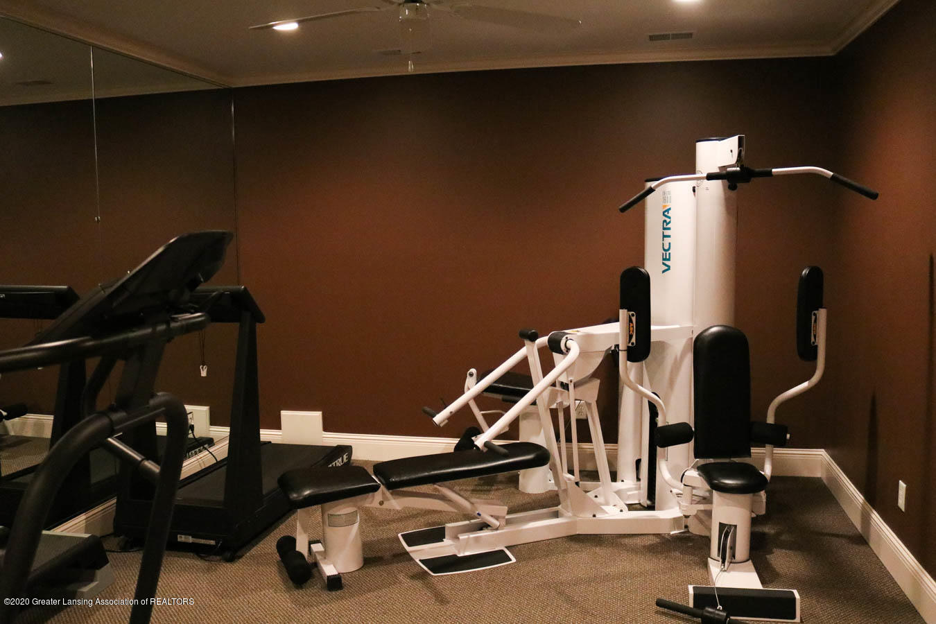 6090 Standish Ct - Excercise Room - 77