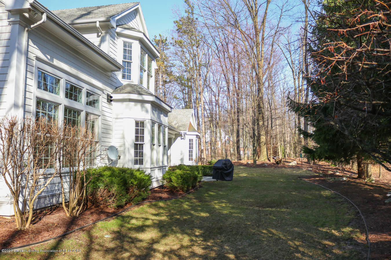 6090 Standish Ct - Rear of home - 93