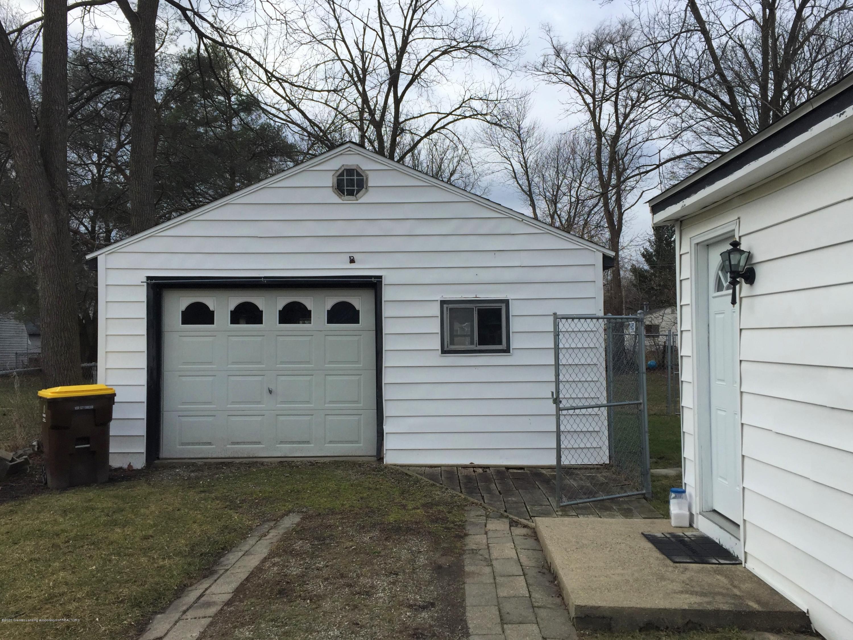 6183 Pollard Ave - 16 Garage - 16