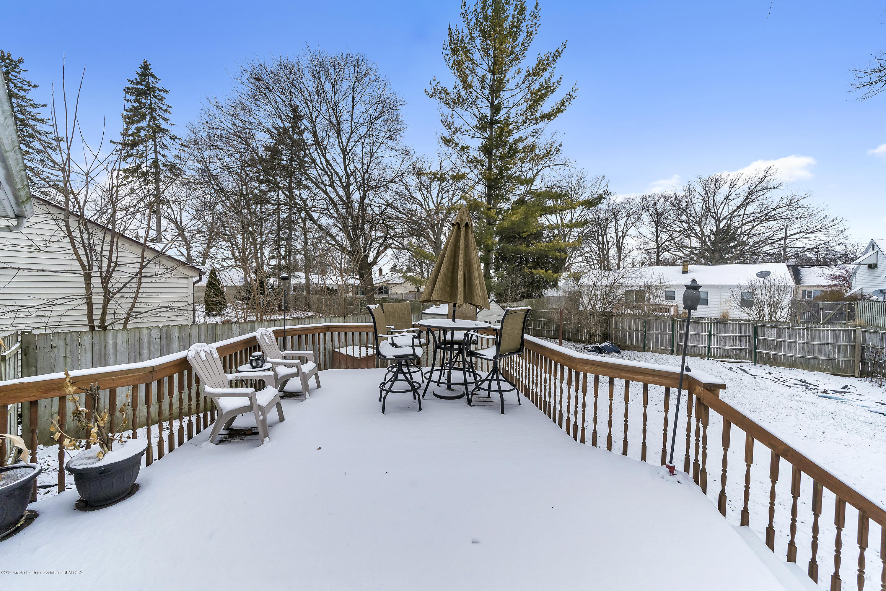 1406 W Rundle Ave - Deck - 12