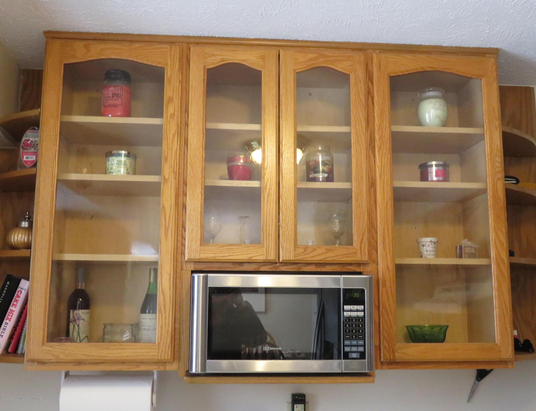 6215 E Clinton Trail - 14 Glass Disply Cabinetry - 14