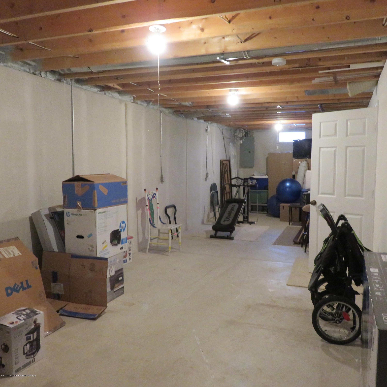 6215 E Clinton Trail - 33 Basement Storage - 33