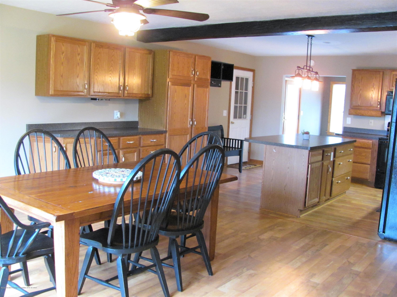 3643 E Vermontville Hwy - Dining/Kitchen - 12
