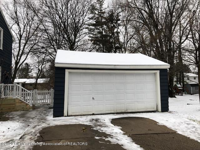 2697 Linden St - Detached Garage - 26