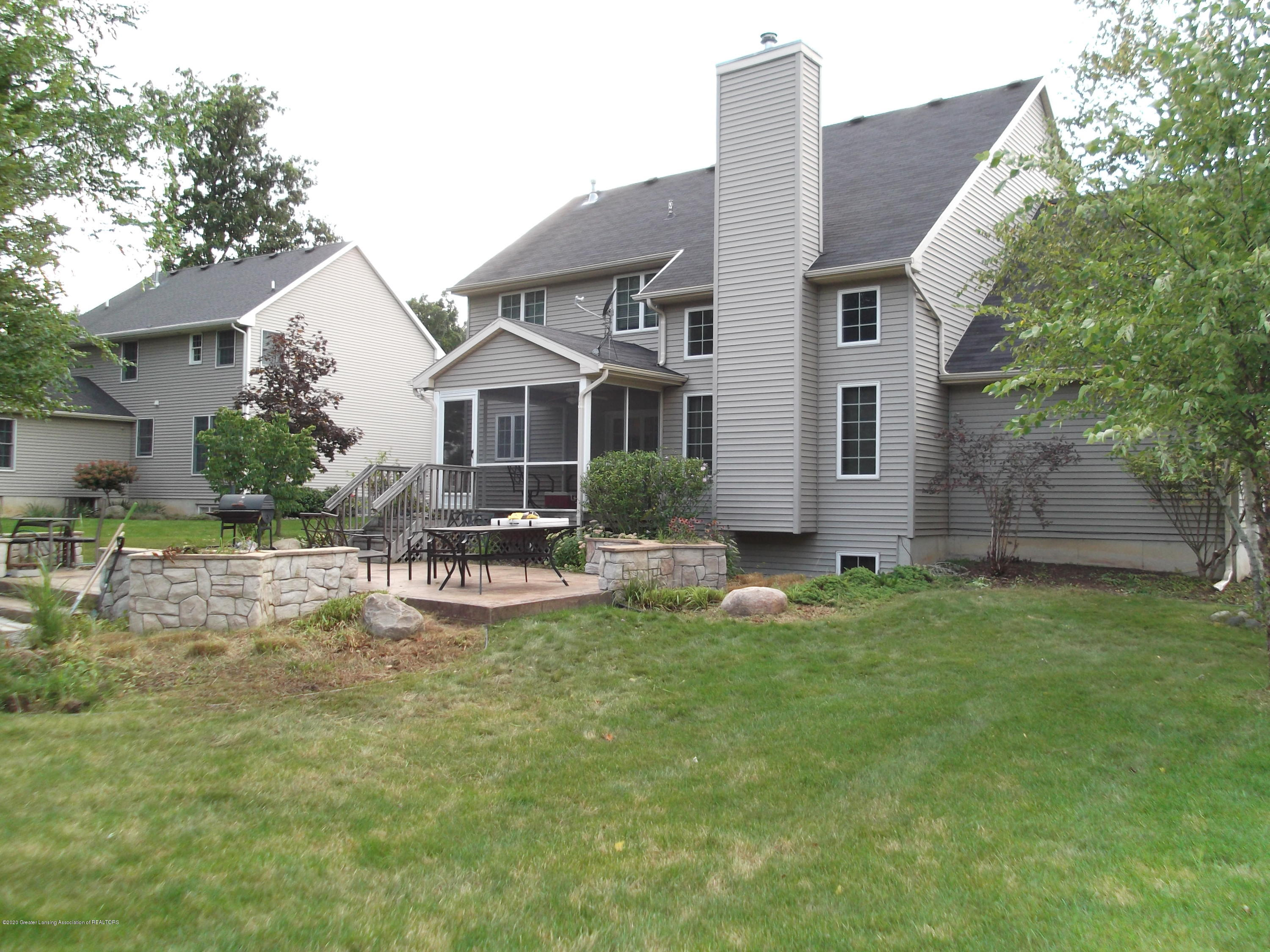 13295 Speckledwood Dr - Exterior view & yard - 17