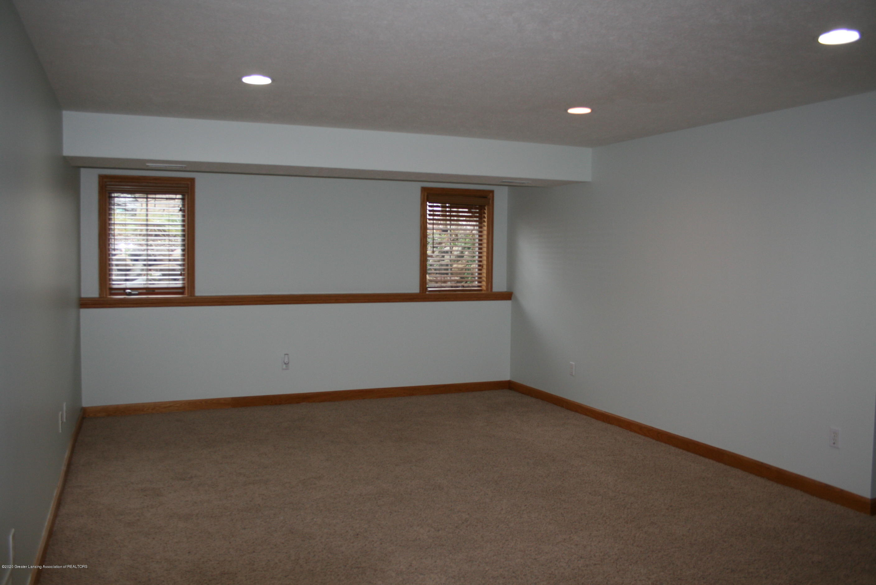 13295 Speckledwood Dr - Lower level family room - 13