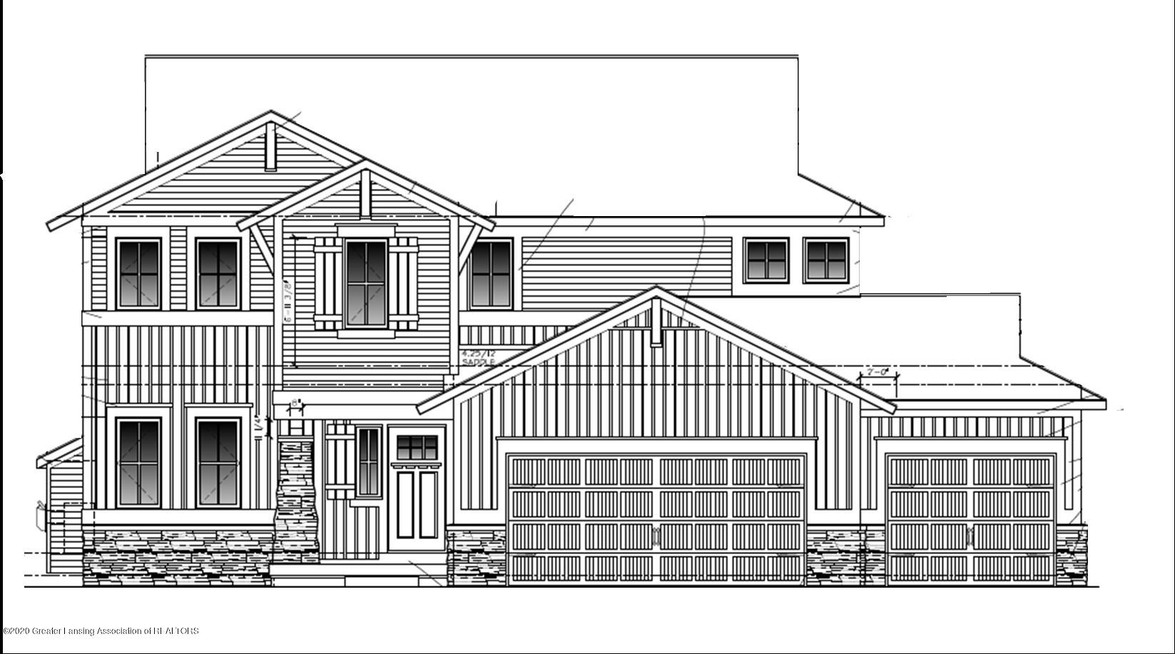 2983 Medinah Dr - 2983 Medinah #11 Blueprint Image - 1